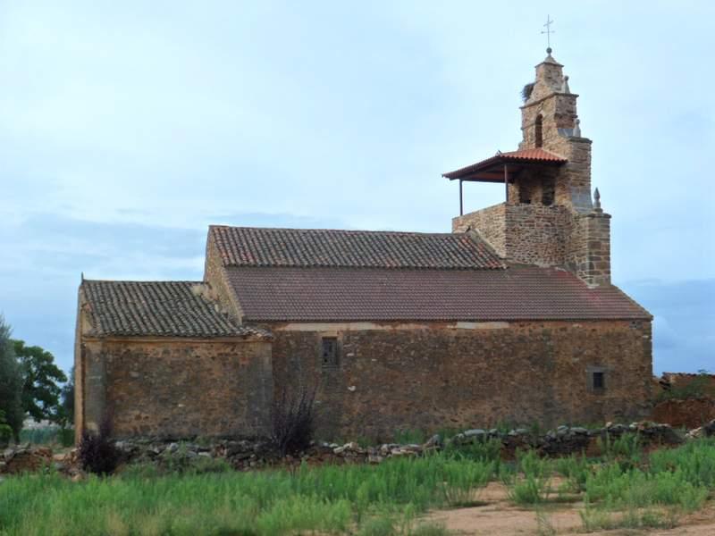 Cubierta de Iglesia de Moratones