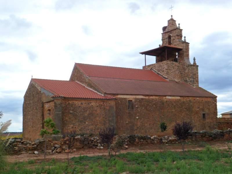 Cubierta de la Iglesia de Moratones
