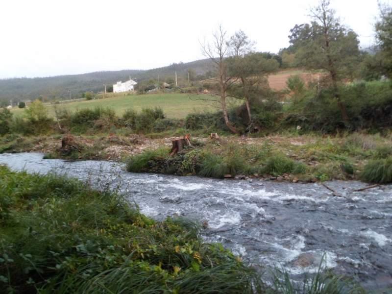 Estado del rio antes del inicio de las obras