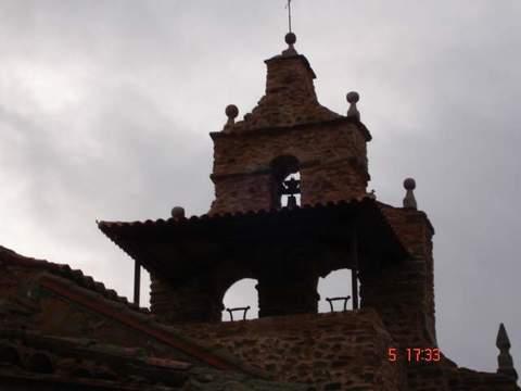 Construcciones Lucas Garcia - Restauración de la espadaña de la Iglesia de Moratones de Vidriales (Zamora) - Construcciones Lucas García, S.L.