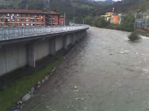 Construcciones Lucas Garcia - Proyecto de recuperación de márgenes del Río Aller en Santa Cruz de Mieres. t.m. de Mieres (Asturias) - Construcciones Lucas García, S.L.