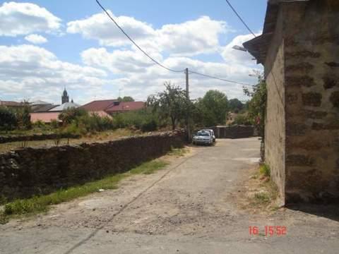Construcciones Lucas Garcia - Pavimentación, abastecimiento y saneamiento en Cernadilla (Zamora) - Construcciones Lucas García, S.L.
