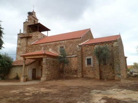Construcciones Lucas Garcia - Acondicionamiento de la cubierta de la Iglesia de Moratones de Vidriales - Construcciones Lucas García, S.L.