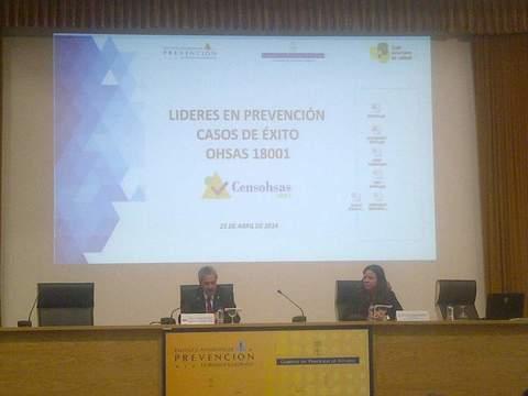 Construcciones Lucas Garcia -  Lideres en prevención casos de éxito OHSAS 18001 - Construcciones Lucas García, S.L.